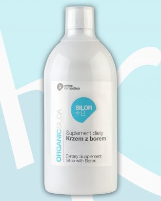 SILOR + B Krzem z borem 1000 ml